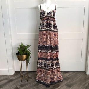 O'NEILL patterned maxi dress